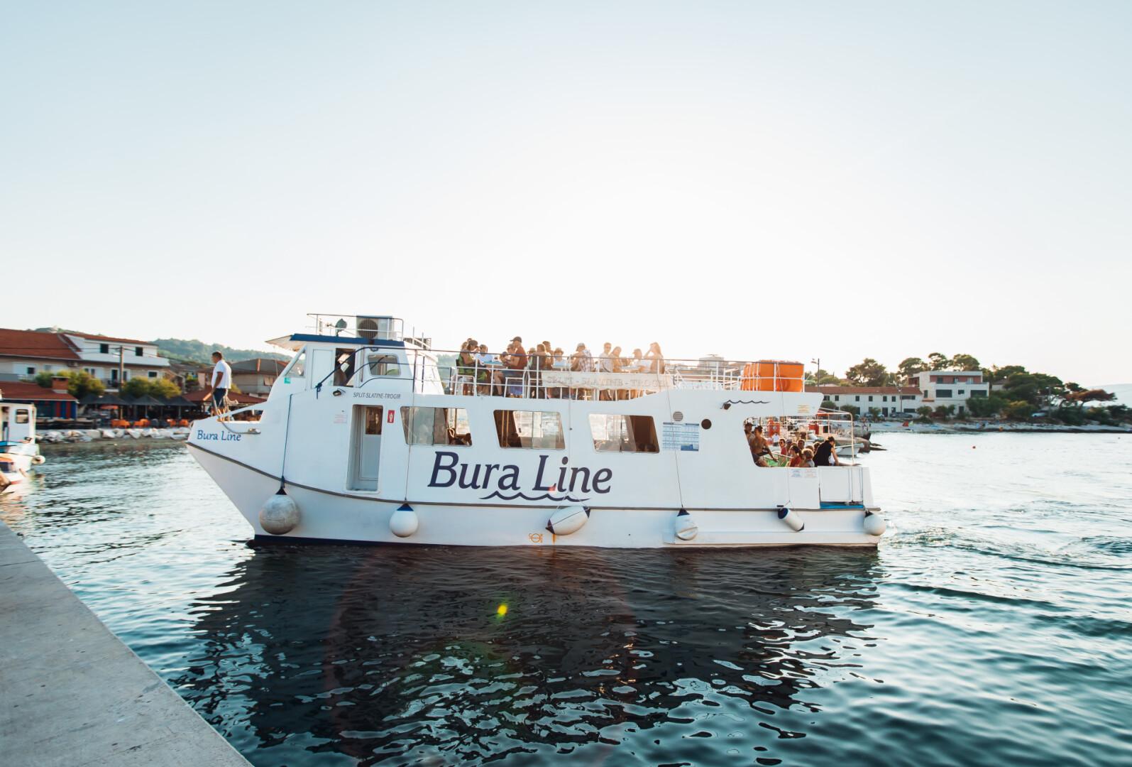 Bura Line & Off Shore :: Home