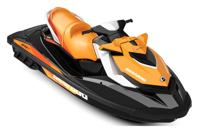 Guide's equipment : SeaDoo GTI 130 iBR