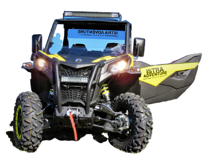 CAN AM MAVERICK TRAIL 800